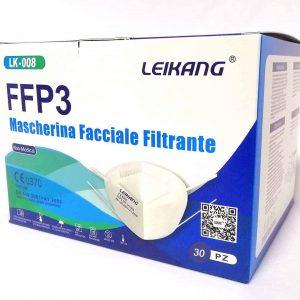 20 Mascherine FFP3 certificate CE con Protezione Respiratoria, Antipolvere a 5 Strati  Filtraggio ≥98%